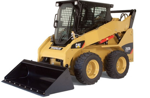Caterpillar 242B2 Skid Steer Loader Service Repair Manual BXM04225-UP