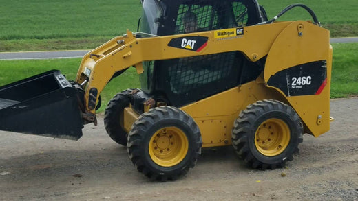 Caterpillar 246C Skid Steer Loader Service Repair Manual JAY00001-UP