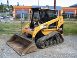 Caterpillar 247B 257B Multi Terrain Loader Service Repair Manual SLK, MTL