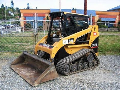 Caterpillar 247B 257B Multi Terrain Loader Service Repair Manual Download