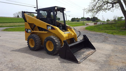 Caterpillar 252 Skid Steer Loader Service Repair Manual FDG00001-UP
