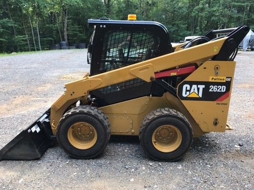 Caterpillar 262D Skid Steer Loader Service Repair Manual DTB00001-UP