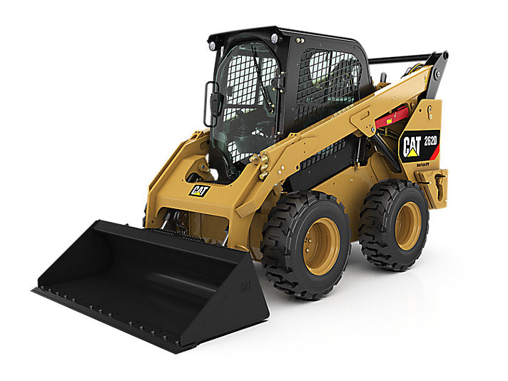 Caterpillar 262D Skid Steer Loader Service Repair Manual Download