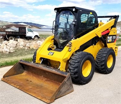 Caterpillar 272D XHP Skid Steer Loader Service Repair Manual SHY00001-UP