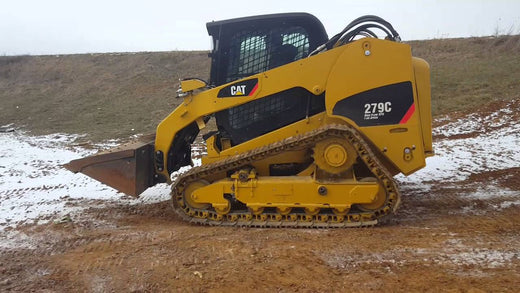 Caterpillar 279C Compact Track Loader Service Repair Manual MBT00001-UP
