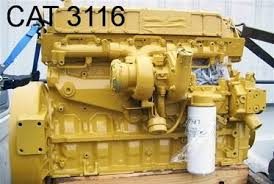 Caterpillar 3116, 3126 8WL/1WM Engine Complete Service Manual Download