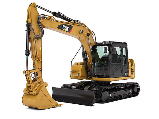Caterpillar 311 Excavator Service Repair Manual 9LJ00262-UP