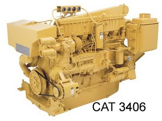 Caterpillar 3406E Engine Complete Workshop Service Manual 1LW