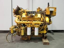 Caterpillar 3408 3408B 28V Diesel Engine Disassembly & Assembly Shop Manual