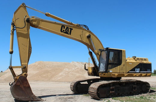 Caterpillar 350 EXCAVATOR Workshop Service Repair Manual 7RK