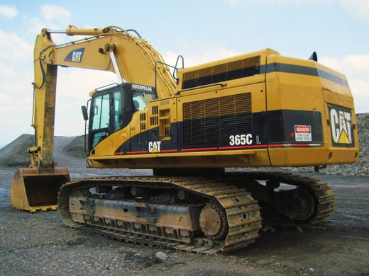 Caterpillar 365C EXCAVATOR Workshop Service Repair Manual PAR
