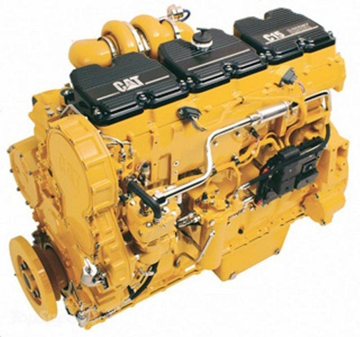 Caterpillar C15 MXS Truck Engine Disassembly & Assembly Shop Manual Download