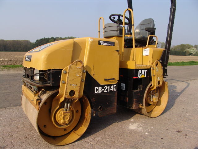 Caterpillar CB 214 E VIBRATORY COMPACTOR 214 Service Repair Manual PDF
