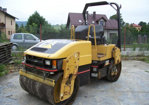 Caterpillar CB 334D VIBRATORY COMPACTOR 3JZ Service Repair Manual Pdf