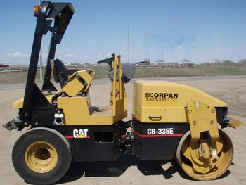 Caterpillar CB 335E VIBRATORY COMPACTOR C3C Service Repair Manual PDF