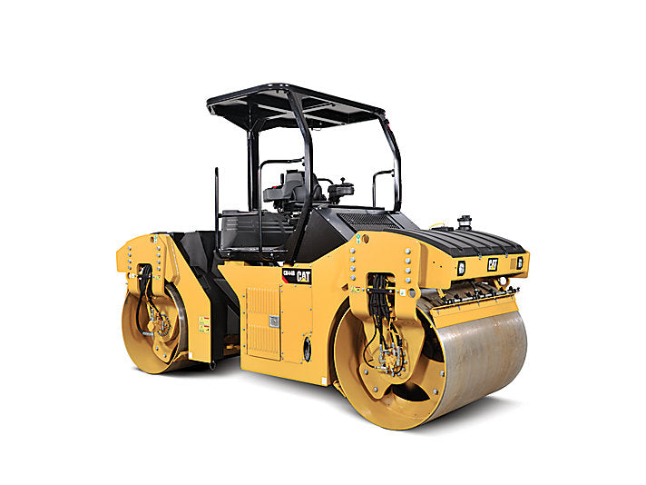 Caterpillar CB 44B VIBRATORY COMPACTOR JXL Service Repair Manual PDF