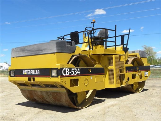 Caterpillar CB 534 VIBRATORY COMPACTOR 2YF Service Repair Manual PDF