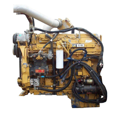 Caterpillar C10 C12 1YN 2PN Truck Engine Shop Service Manual Download