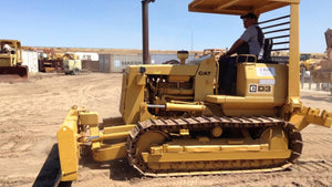 Caterpillar D3 Bulldozer Service Repair Manual Download