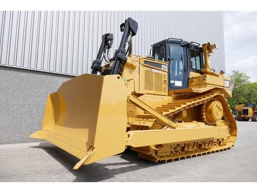 Download Caterpillar D7R II TRACK-TYPE TRACTOR Service Repair Manual BRP