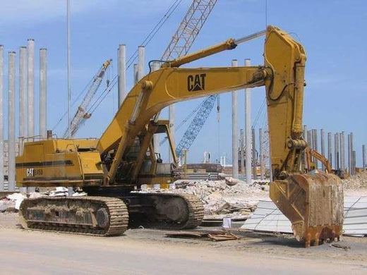 Download Caterpillar E650 EXCAVATOR Service Repair Manual 3KG
