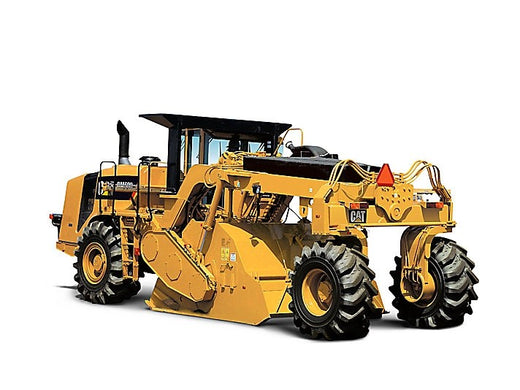 Download Caterpillar RM-500 RECLAIMER MIXER Service Repair Manual ASW