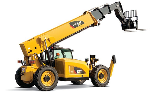 Caterpillar TL1255C TELEHANDLER Service Repair Manual SXM