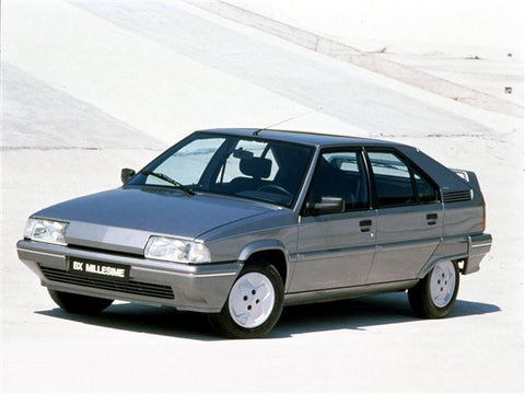 Citroen BX 1982-1994 Workshop service Repair Manual
