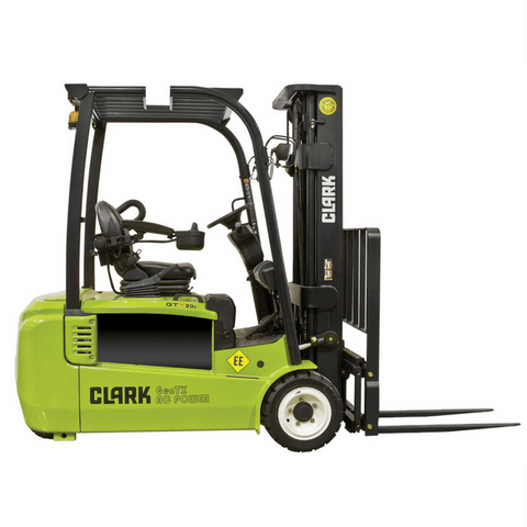 Clark GEX GTX 16 18 20S Forklift Service Repair Manual Download
