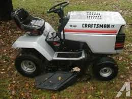 Craftsman Lawn Tractor 12HP Owners Manual - 502.254982