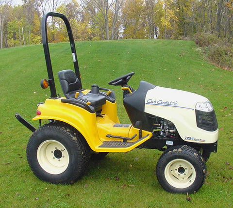 Cub Cadet 5000 Series Compact Mower Tractor Workshop Service Repair Manual