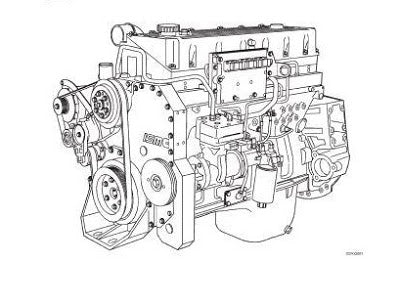 Cummins ISM QSM11 Series Engine Troubleshooting and Service Repair Manual