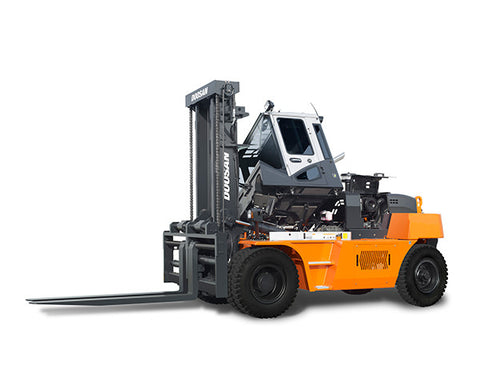 DOOSAN D100, D120 LIFT TRUCK Shop Service Repair Manual