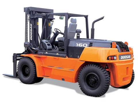 DOOSAN D20-25-30S-3, G(C)20-25-30E-3, G(C)20-25-30P-3 LIFT TRUCK Shop Service Repair Manual