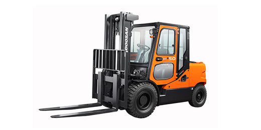 DOOSAN D50S-2 D60S-2 D70S-2 LIFT TRUCK Shop Service Repair Manual