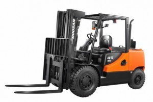 DOOSAN D50S, D60S, D70S LIFT TRUCK Shop Service Repair Manual