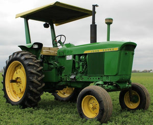 John Deere 3010 3020 Row Crop Standard Hi-Crop Utility Orchard Tractor Service Technical Repair Manual sm2038