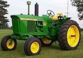 John Deere 3010 Wheel Tractor Technical Service Repair Manual SM2041