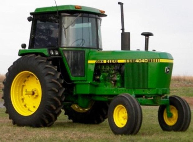 John Deere 4440 Row Crop Tractor Diagnostic, Operation and Test Service Repair Technical Manual tm1182
