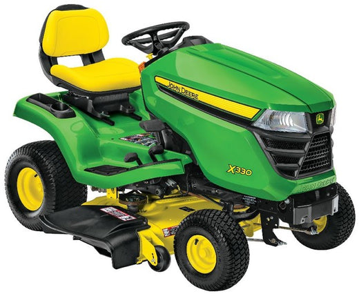 John Deere X330 X350 X354 X370 X380 X384 X390 X394 Riding Lawn Tractor Technical Service Repair Manual TM138119