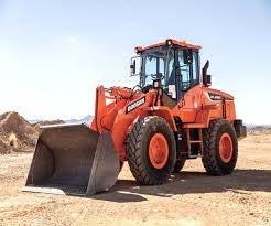 Doosan 250DL Wheel Loader Service Repair Manual