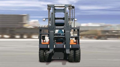 Doosan 5 Series ForkLift Trucks Service Repair Manual