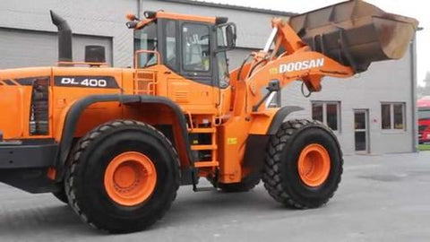 Doosan DL400 Wheel Loader Workshop Service Repair Manual