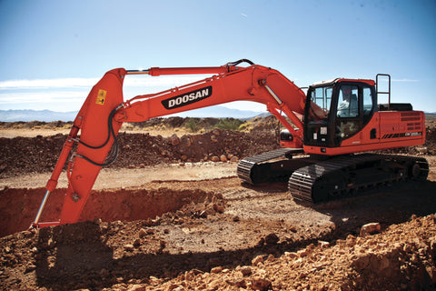 Doosan DX255LC-3 Excavator Shop Service Repair Manual