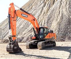 Doosan DX420LC Crawler Excavator Service Repair Manual PDF