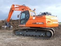 Doosan Dozer DD80, DD80L Series Electric Circuit and Hydraulic Schematic Service Manual