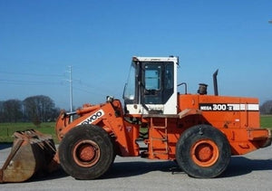 Doosan Mega 300-III Wheel Loader Service Repair Manual PDF
