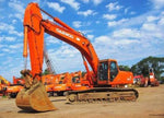 2000 Doosan Solar 400LC-V Crawled Excavator Workshop Service Repair Manual
