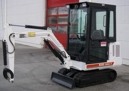 Download Bobcat X220 Mini Excavator Workshop Service Repair Manual