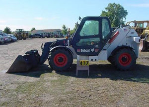 Download 2006 Bobcat V623 VersaHANDLER Workshop Service Repair Manual